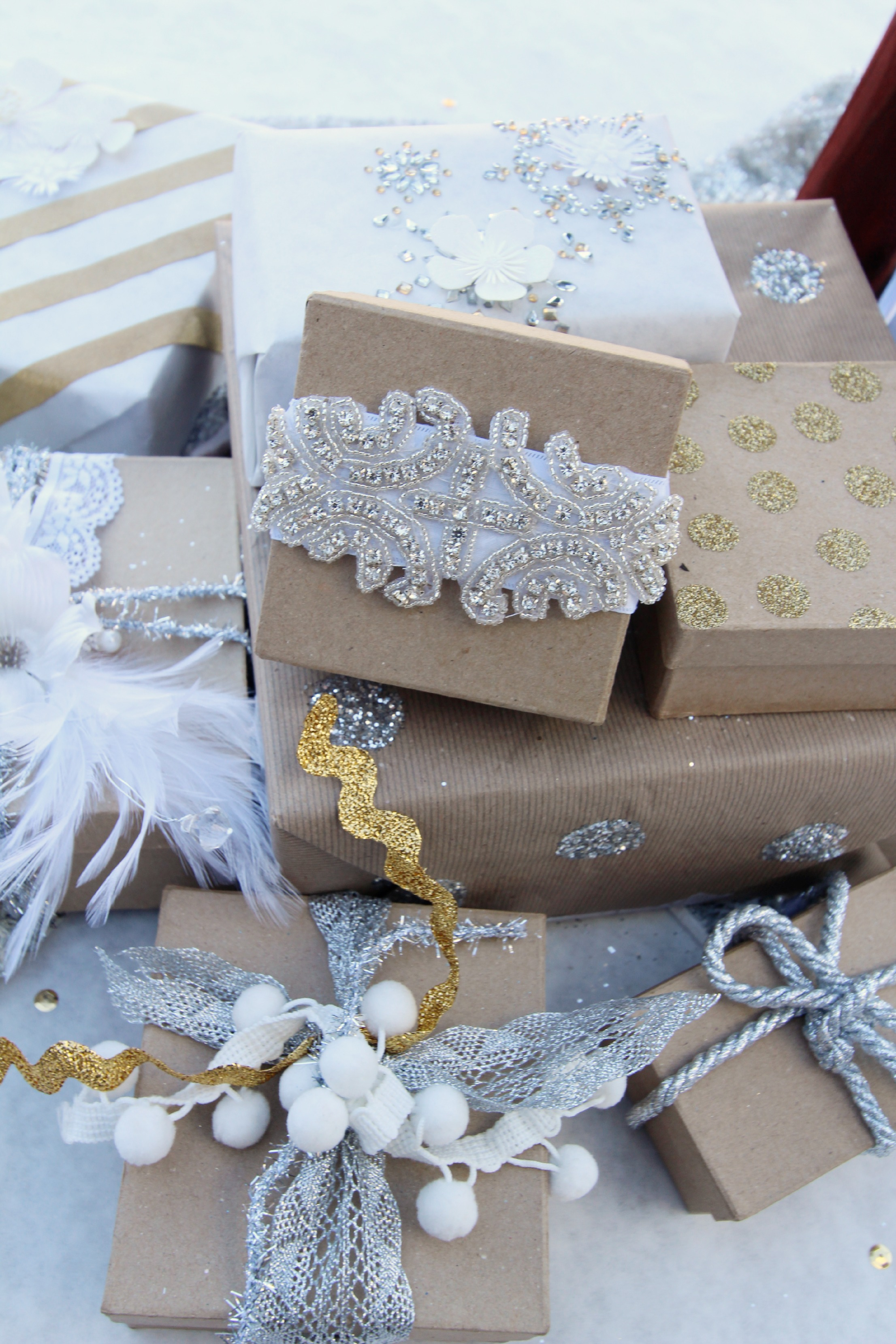 Gorgeous Gift Wrapping Ideas 3