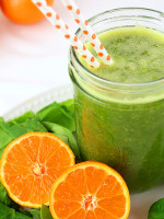 Energy Blast Citrus Smoothie Recipe