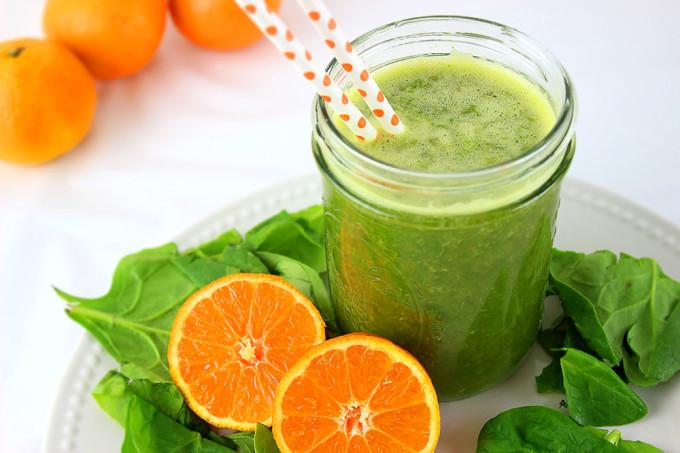 Energy Blast Citrus Smoothie Recipe