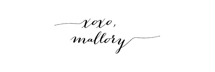 Mallory Bombshell Sig