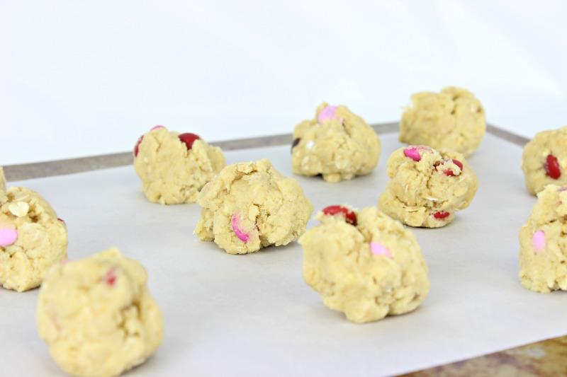 Valentine's Cookie Dough