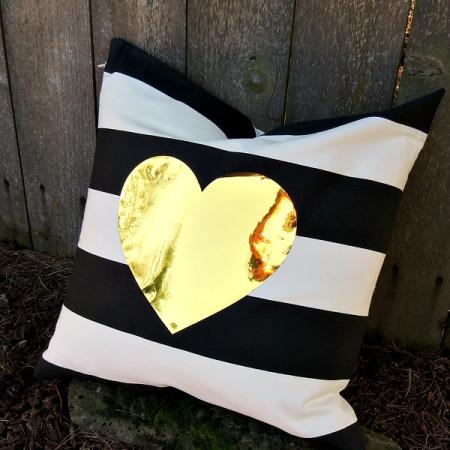 cc-gold-heart-striped-pillow
