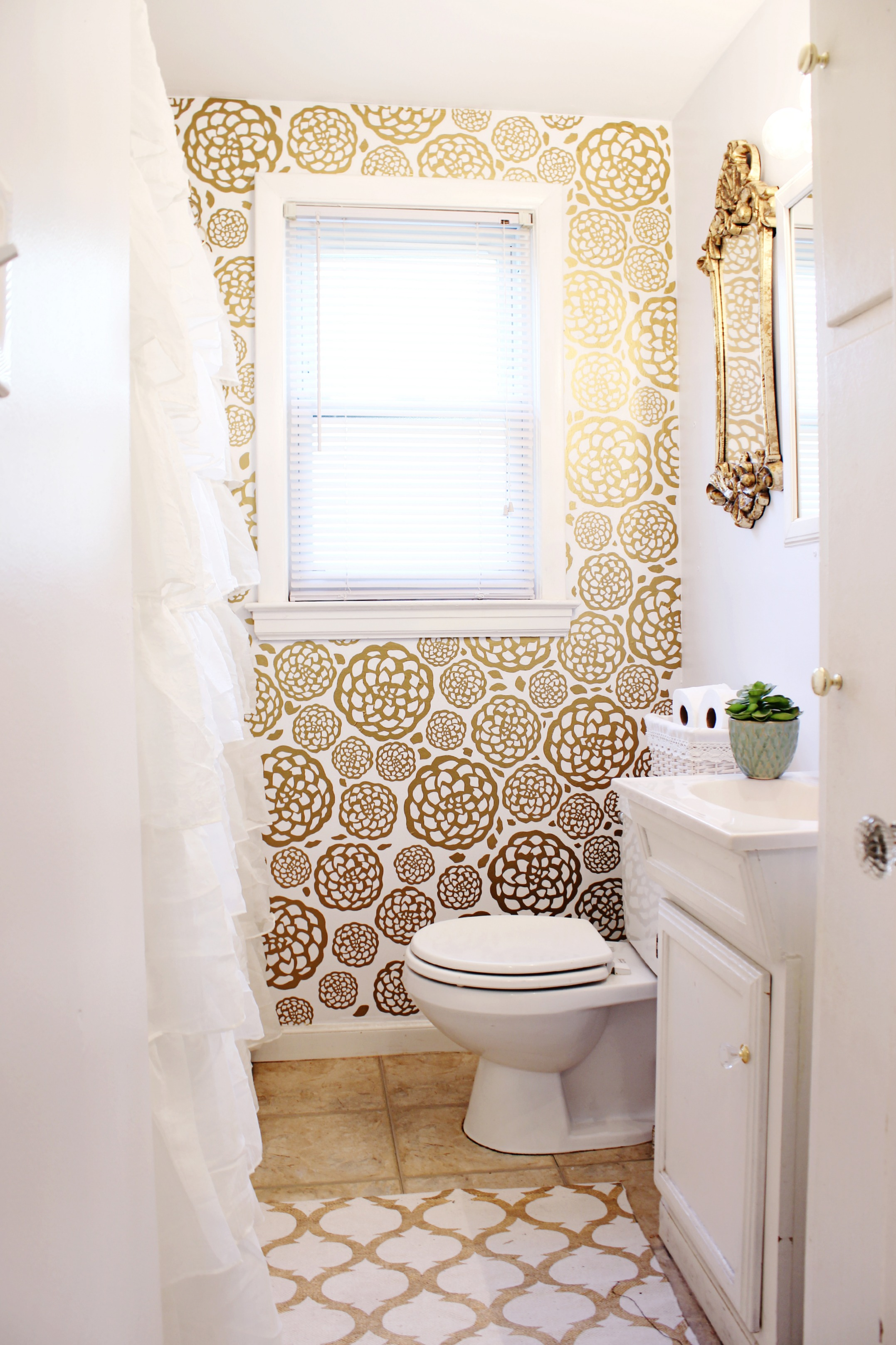 Bathroom makeover 1 classy How to organize bathroom