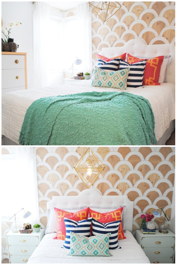 Bedroom Makeover 1