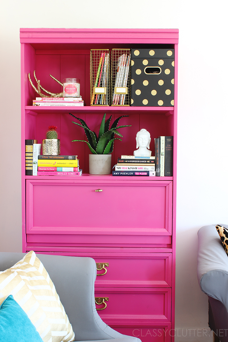 How to Style a Bookshelf_1
