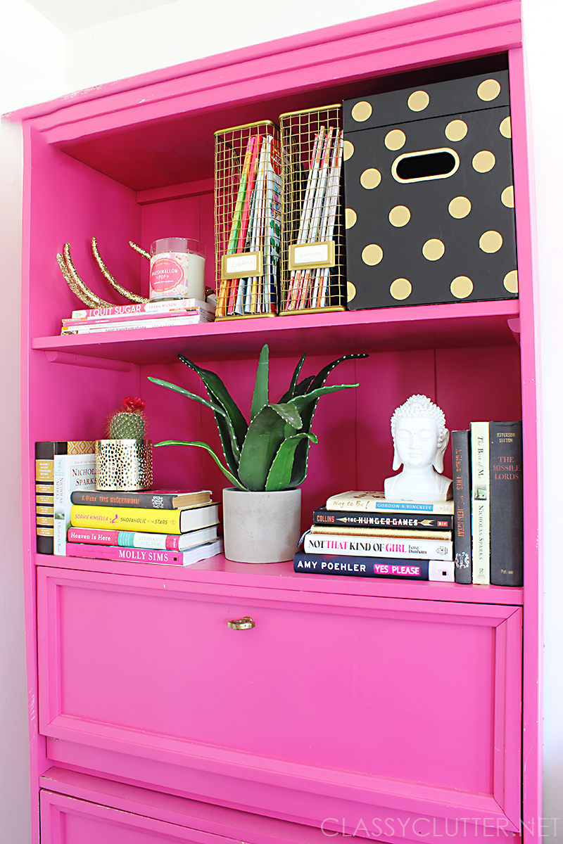How to Style a Bookshelf_3