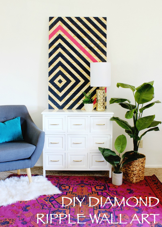 Diy Wall Decor Pinterest at Home and Interior Design Ideas