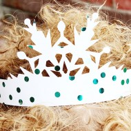 How to make a Frozen Crown