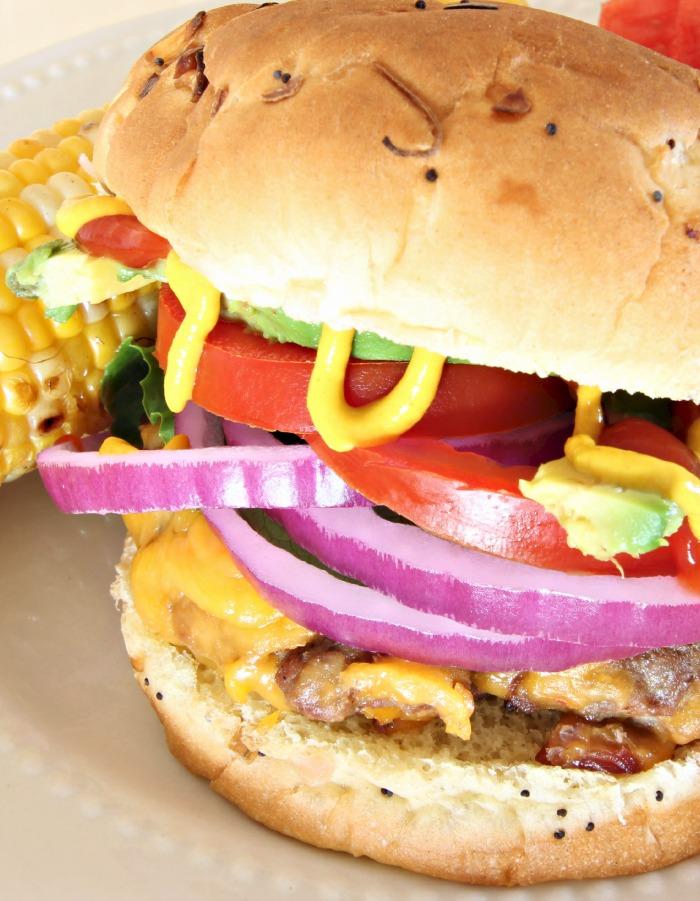 The Bacon Cheeseburger 2