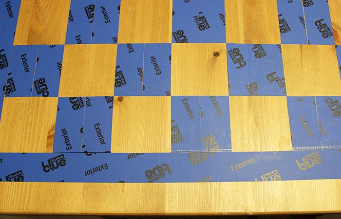 8_Checkers Table_Step 6