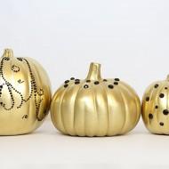 10 No-Carve Pumpkin Decorating Ideas