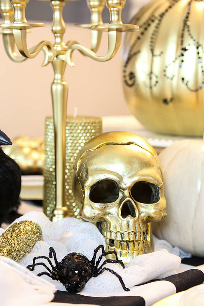 Halloween Tablescape_2