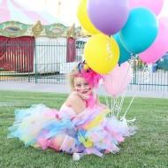 Halloween Costume Ideas: Girly Clown Costume