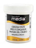 DecoArt Media Crackle Paste