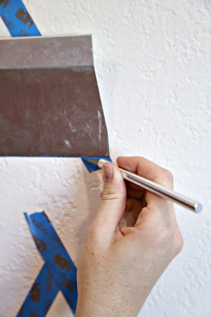 4-Ombre Wall-Step 2