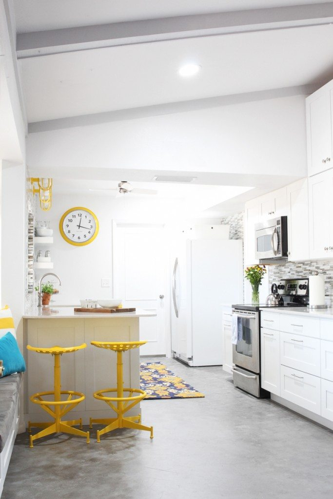 Bettijo's new Urban Farmhouse Kitchen
