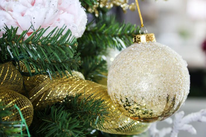 Pink and Gold Dream Christmas Tree-18