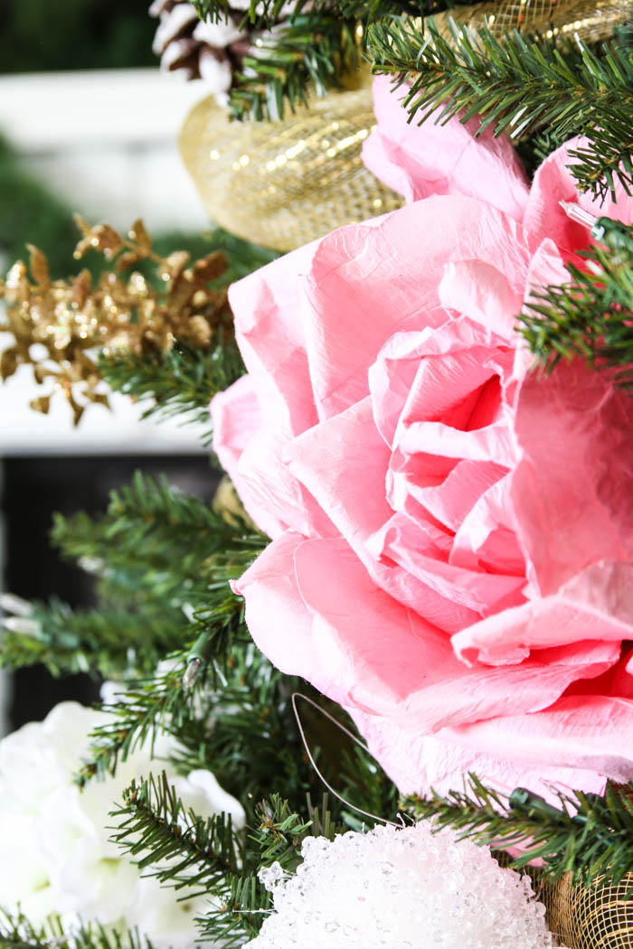 Michael\'s Makers: Dream Christmas Tree Challenge - Classy Clutter