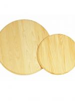 Wood Round Table Top