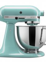 Aqua Sky KitchenAid Mixer
