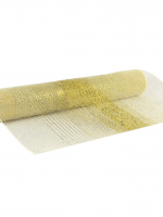 Gold Mesh Ribbon