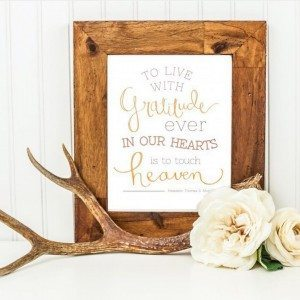 We love this gratitude printable that paperellidesigns did for ushellip