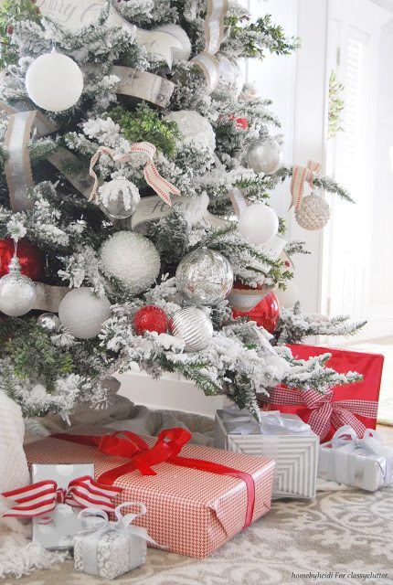 8 Tips for a Beautiful Christmas Tree