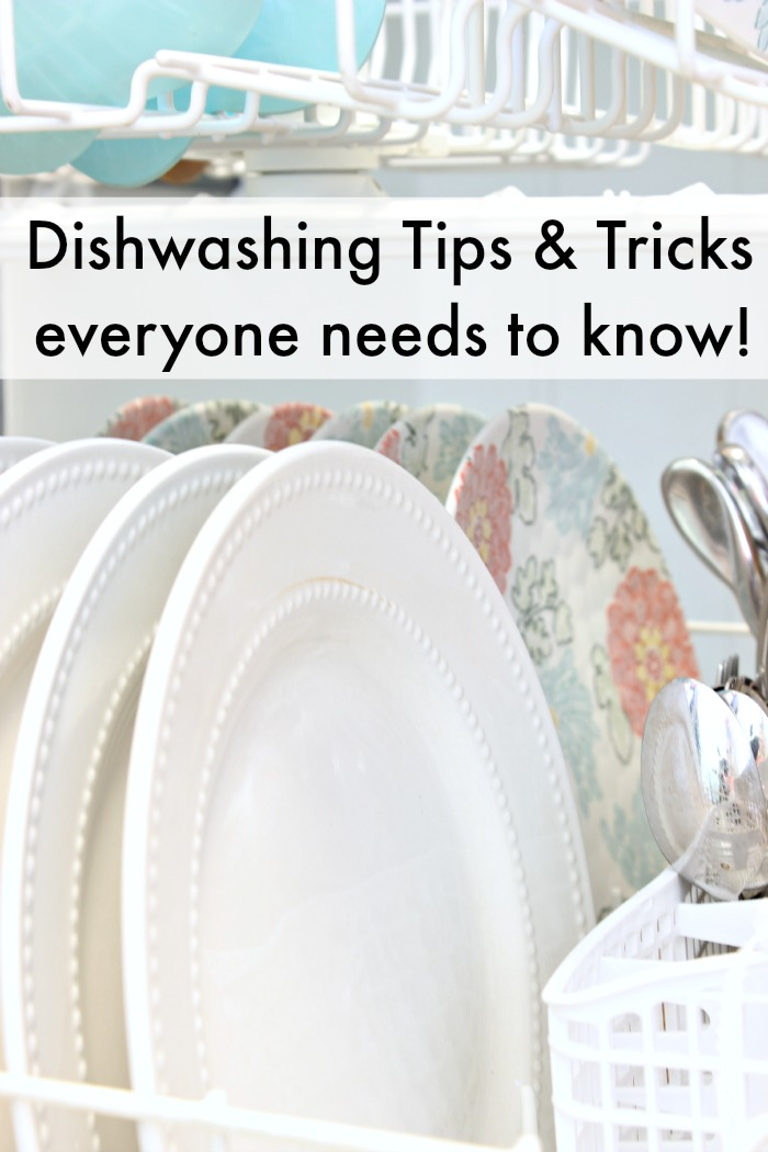 Dishwashing Tips and Tricks everyone needs to know