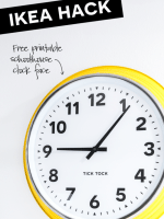 Ikea-Clock-Makeover-620x1024