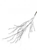 Flocked Snow Branch