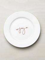 """Joy"" Dessert Plate"
