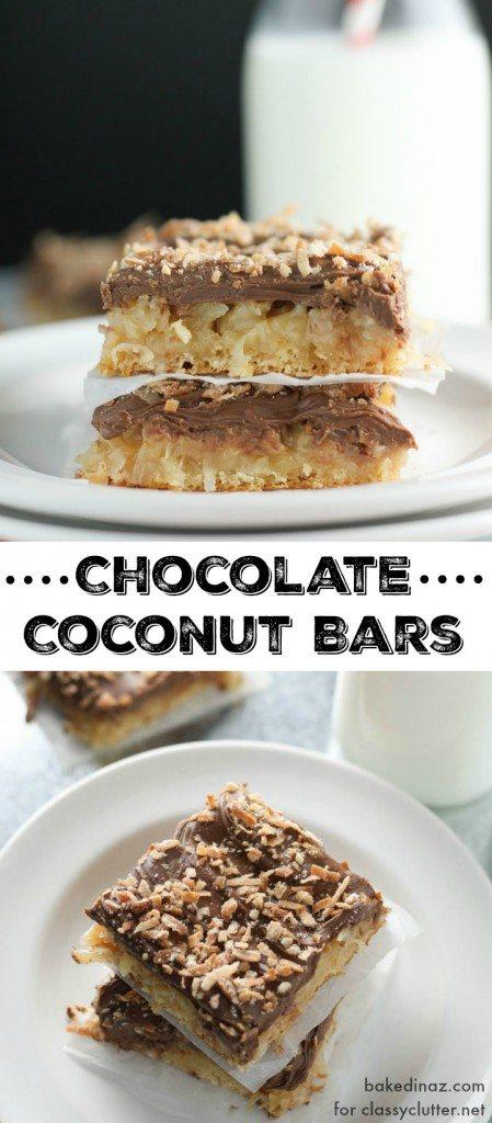 CC- Coconut Bars