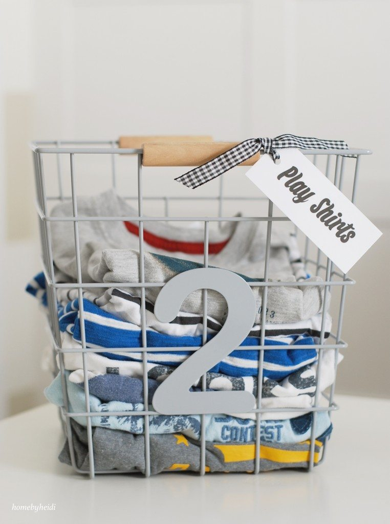 organizing tips for the new year