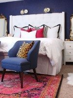 Master Bedroom Makeover - www.classyclutter.net