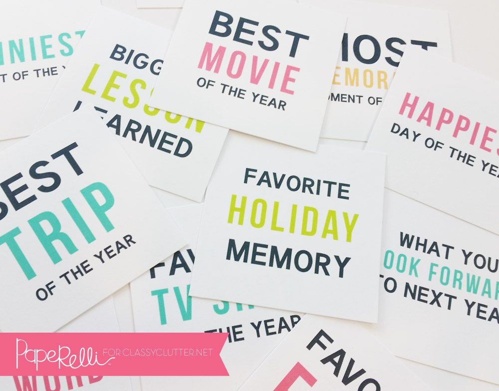 New Years Eve Game Printables