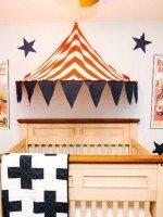 Circus Nursery Reveal