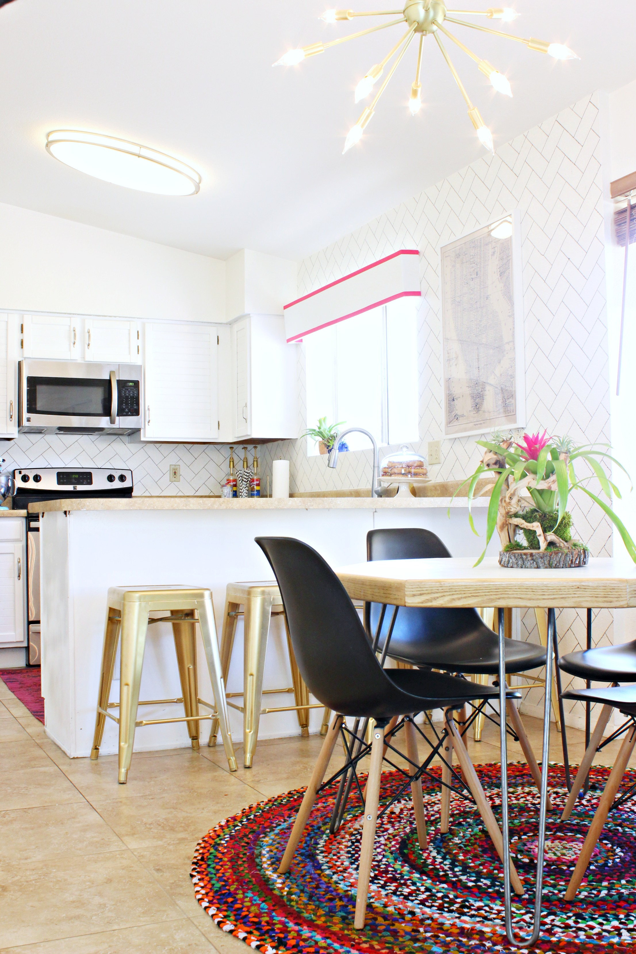 Mallory\'s White Kitchen Makeover Reveal - Classy Clutter