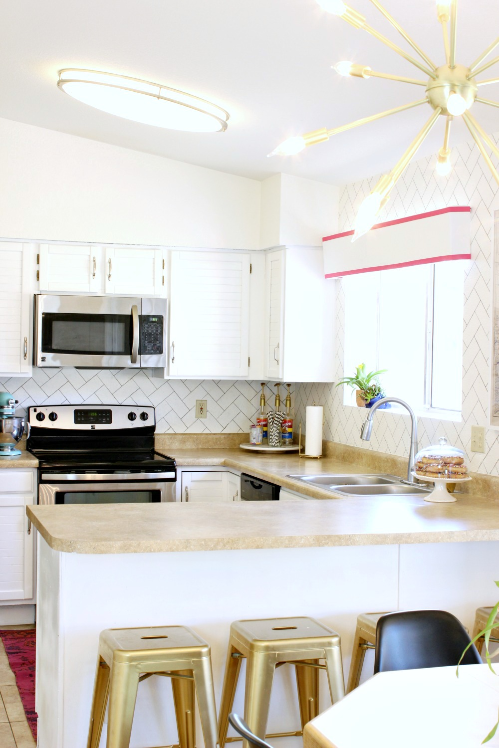 Mallory's Kitchen Makeover