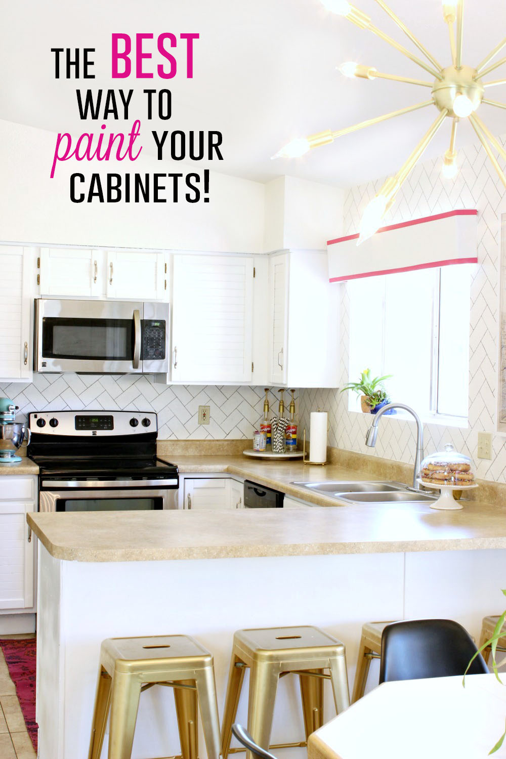 Painting archives classy clutter for Best paint sheen for kitchen cabinets