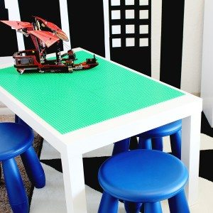 DIY Lego Table - Click for tutorial