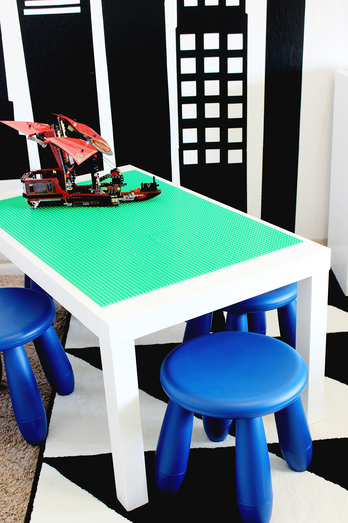 DIY Lego Table - Click for tutorial