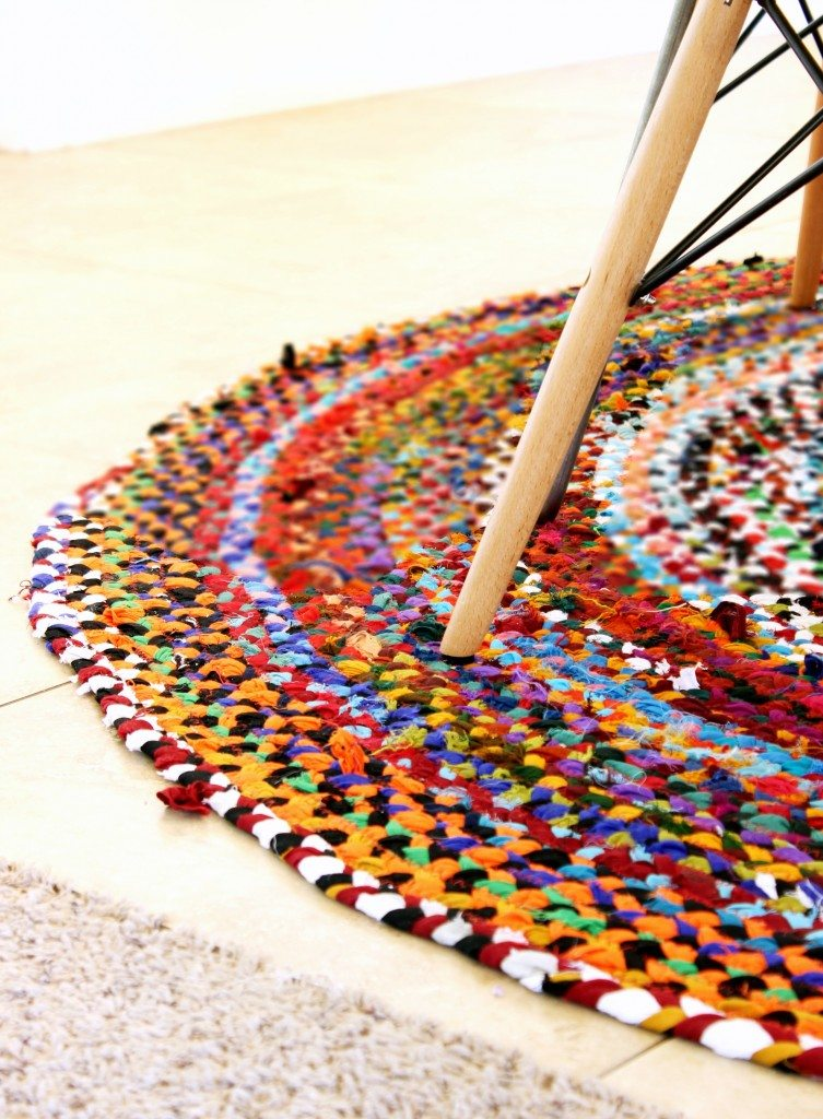 Carnivale Braided Rug