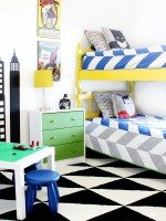 Boys Superhero Room Revamp