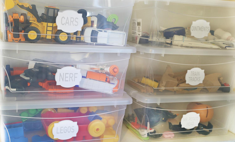 Organizing Closets 2