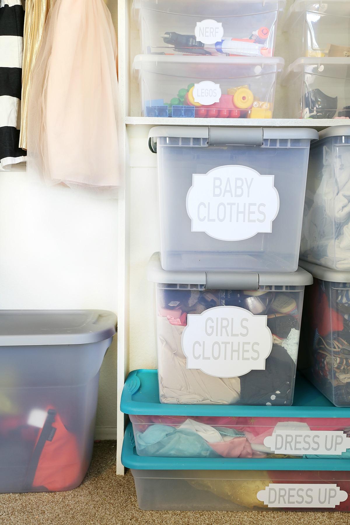 Organizing Closets 3