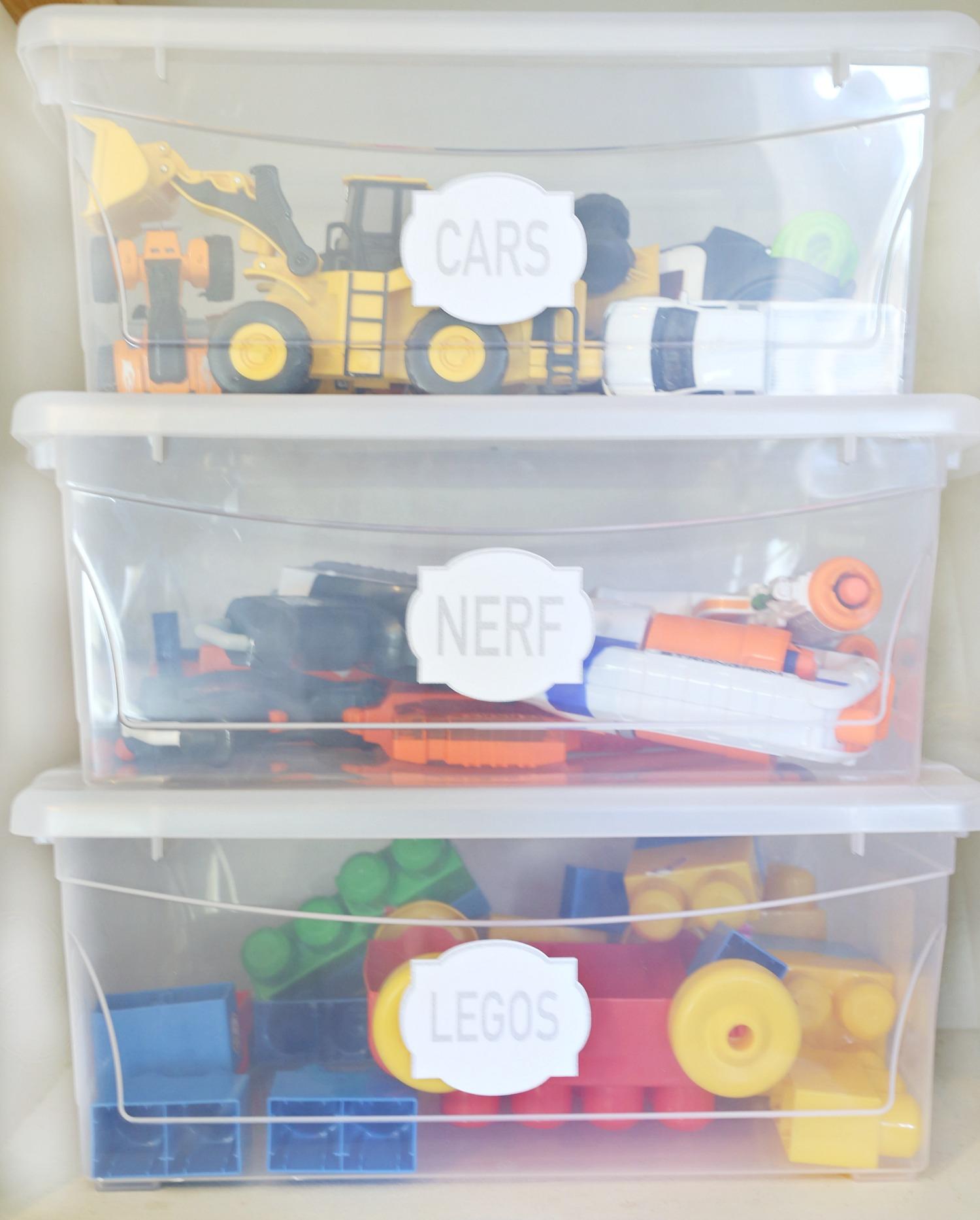 Organizing Closets 7