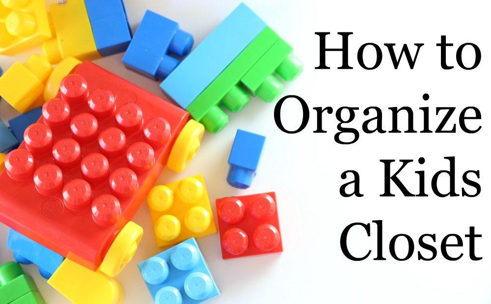 Organizing closet 9