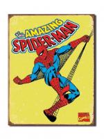 Superhero Tin Print