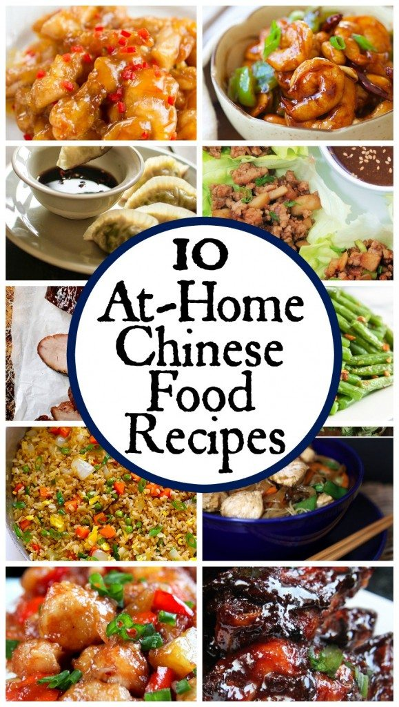 10 at home chinese food recipes classy clutter 10 at home chinese food recipes that look and taste delicious picmonkey collage forumfinder Images