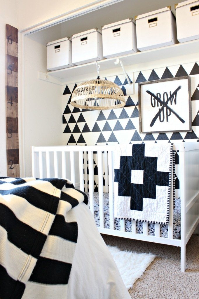 Tribal inspired bedroom makeover classy clutter for Bedroom makeover inspiration